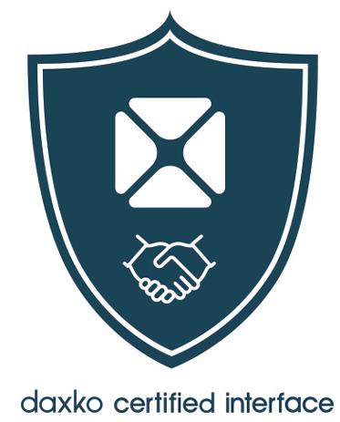 Daxko Certified Interface Logo